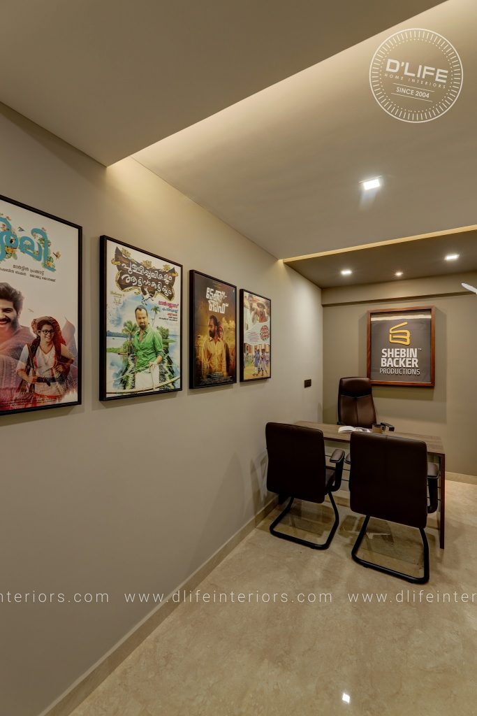home office indian producer shebin backar